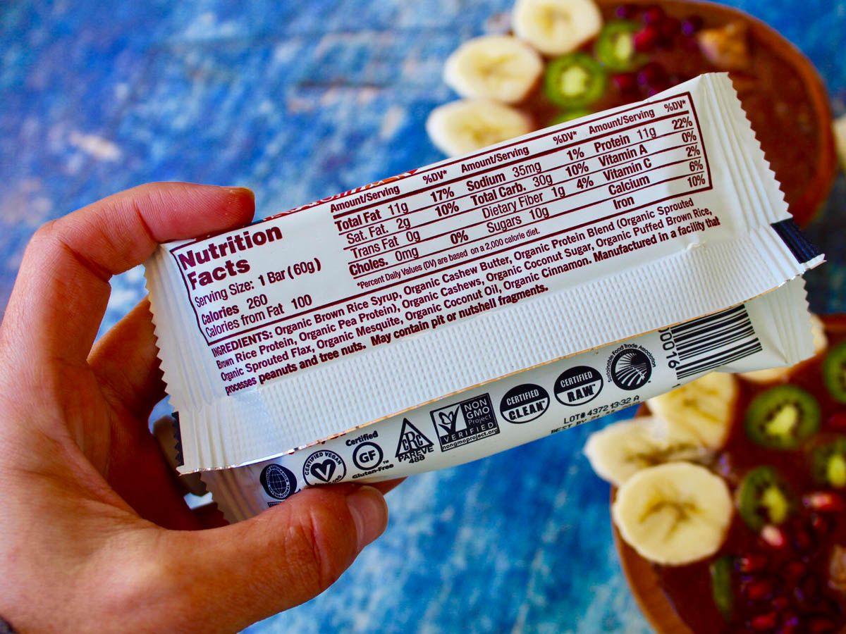 La app Cómo Equilibrar ayuda a traducir las etiquetas de los alimentos