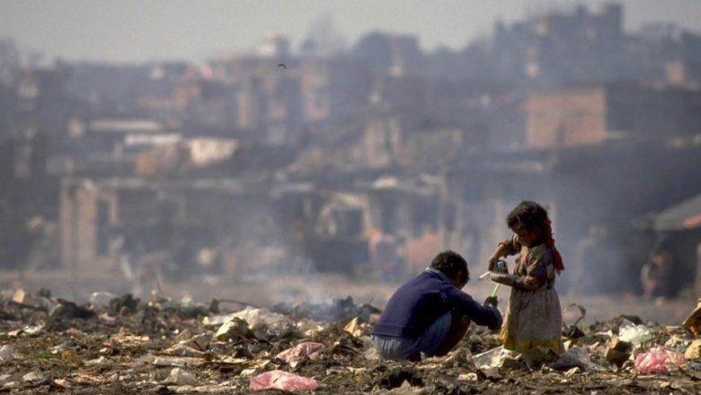 La pobreza afecta a 6 de cada 10 niños, niñas y adolescentes
