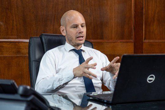 En un mano a mano con INFOCIELO, el secretario de la Pequeña y Mediana Empresa y los Emprendedores (SEPYME), Guillermo Merediz, trazó un balance a casi un año de gestión.