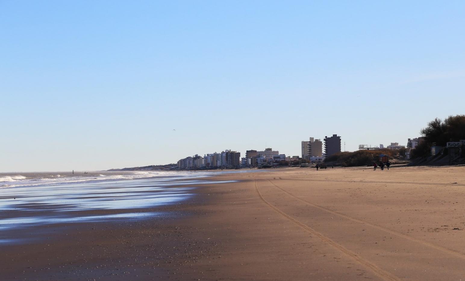 Las playas de Monte Hermoso, las mejores de Argentina, según Alejandro Dichiara