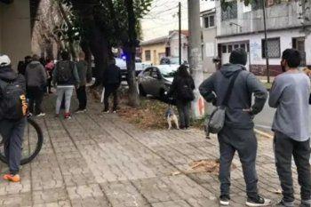 El violento robo fue en General Paz y Libertad. El empresario tenía 69 años