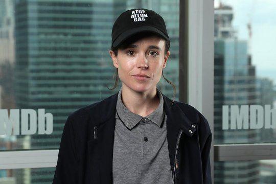 Elliot Page se declaró gay en 2014 y trans en 2020, y recién ahora puede sentirse cómodo con su cuerpo.