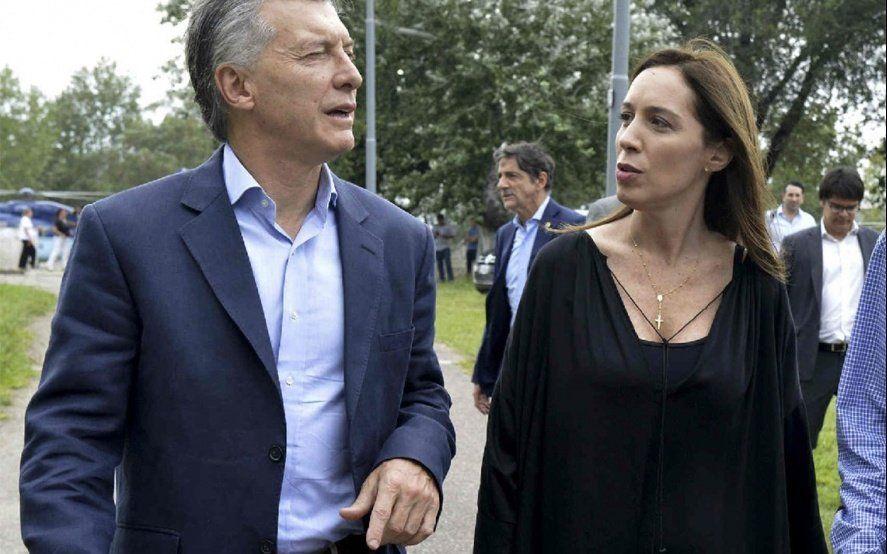 Macri y Vidal visitarán las obras hídricas en la cuenca del río Salado