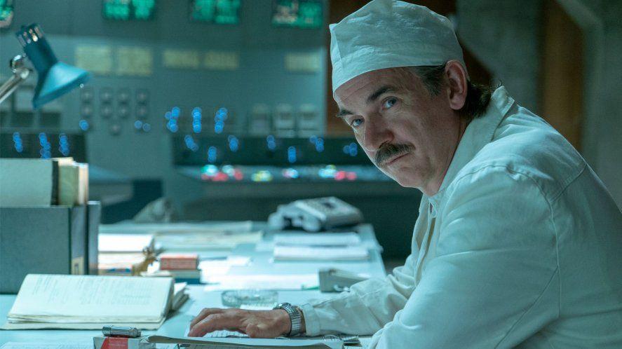 El actor Paul Ritter interpretó a Anatoly Dyatlov en Chernobyl y a Eldred Worple en Harry Potter.