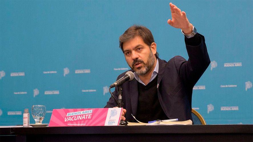 Carlos Bianco habló sobre la situación judicial de Mauricio Macri