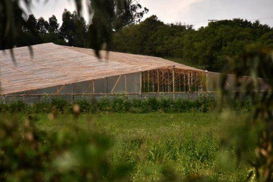 Explotación laboral en una productora de frutos rojos