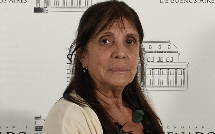 """Teresa García: """"Cambiemos no tiene posibilidad de ganar en la Nación ni en la Provincia"""""""