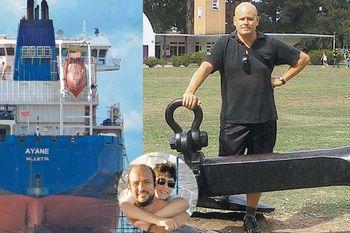 ¿Quién es el doble homicida del buque de Ensenada?