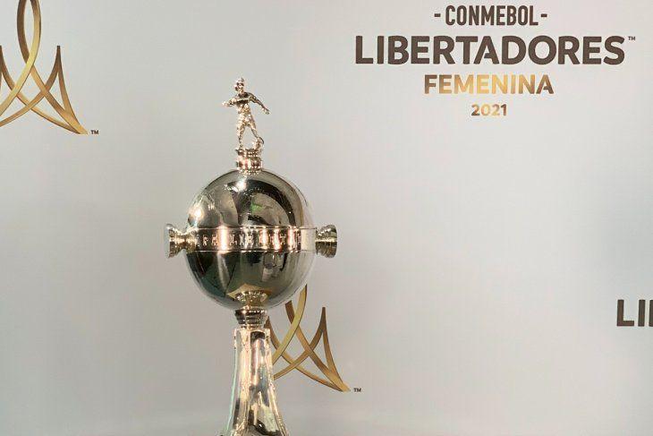 San Lorenzo representará a Argentina en la Copa Libertadores de fútbol femenino.