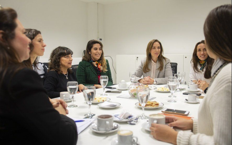 Vidal prometió un Gabinete con más mujeres si logra la reelección