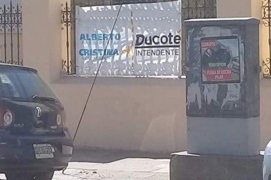 video: ducote, el intendente de cambiemos que ya hace campana junto a alberto y cristina