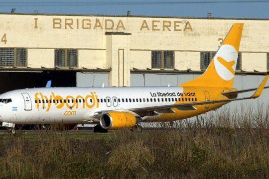 otro vuelo de flybondi tardo unas 15 horas para unir destinos que normalmente se realizan en 90 minutos