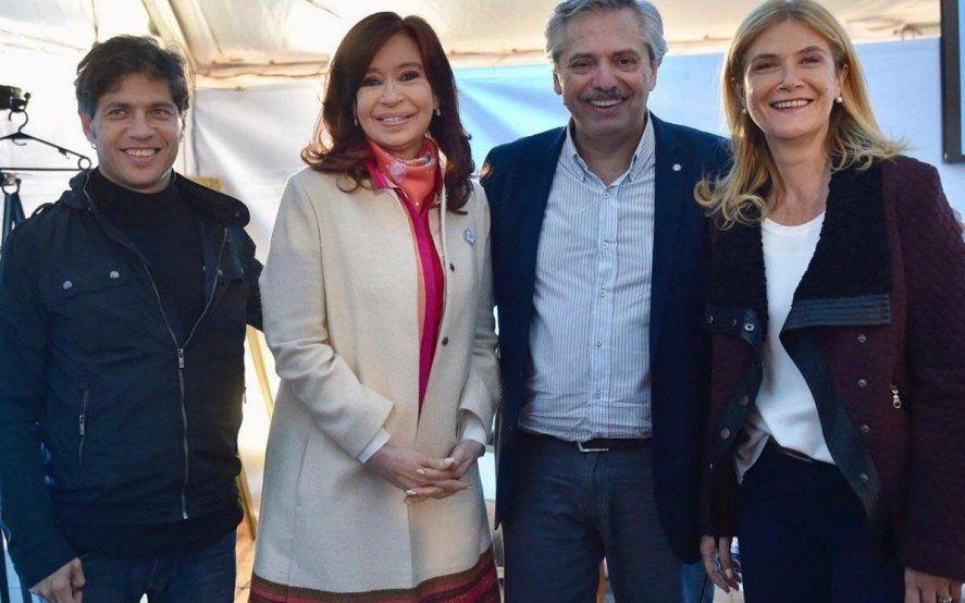 Insaurralde confirmó que la fórmula del peronismo para competir contra Vidal será Kicillof – Magario