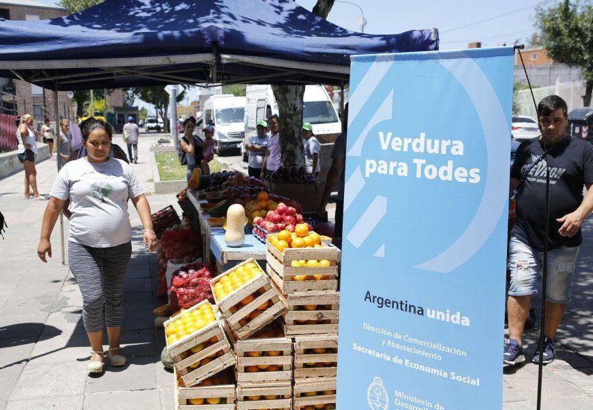 Canasta Ahorro: 28 productos a precios rebajados en ferias