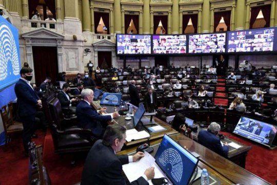 El Presupuesto 2021 se convirtió en ley