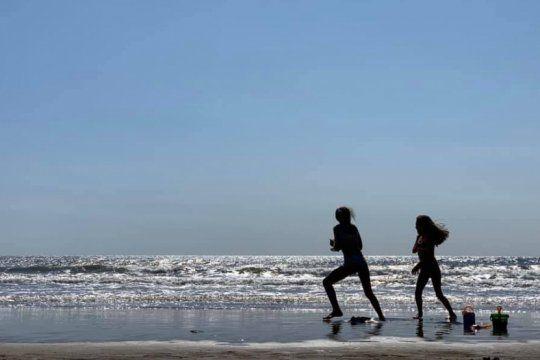 la costa, a full: estiman que hay un 8 por ciento mas de turistas que en 2019