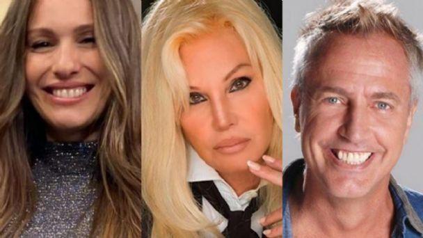 Pampita, Susana y Marley tendrán sus propias series en Paramount+