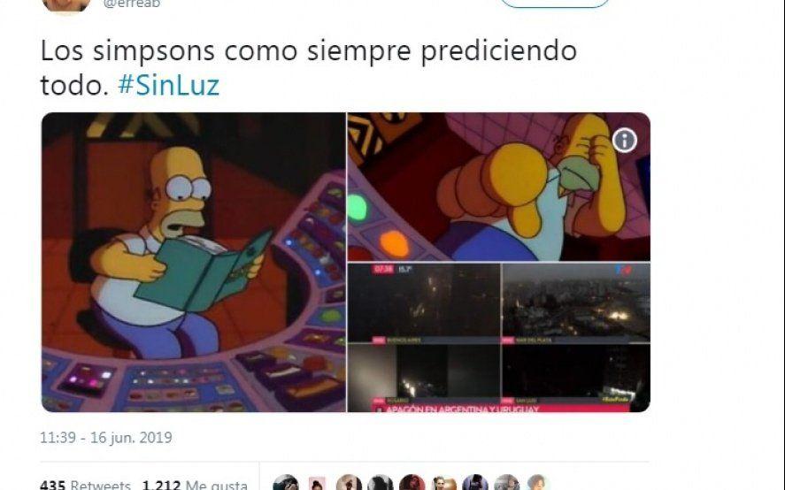 La Argentina en off: el apagón que dejó al país sin luz, ya tiene sus memes