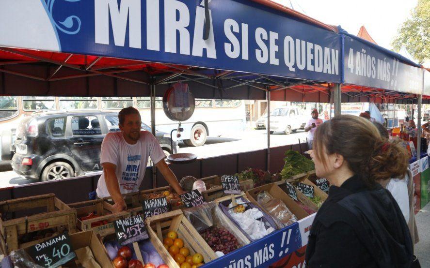 """""""Mirá si se quedan 4 años más"""": Una feria ofrece productos con los precios que tendrían en 2023"""