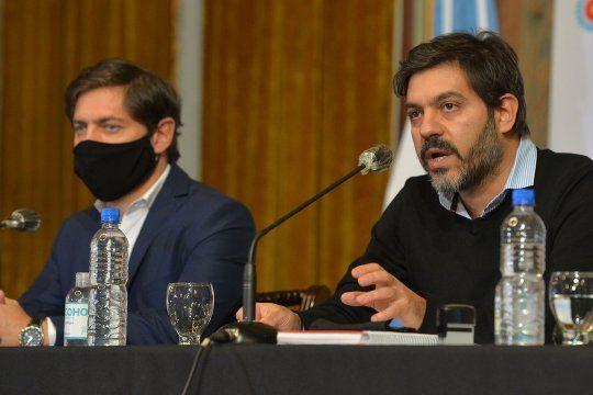 carlos bianco: a los jueces que fueron puestos por macri les digo que se dejen de joder