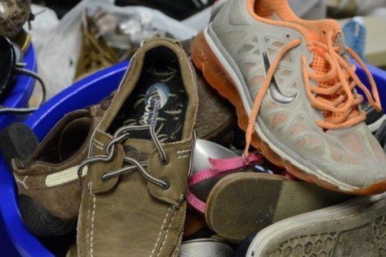 ?pies calentitos?: lanzan campana solidaria en la plata para recolectar calzado de ninos