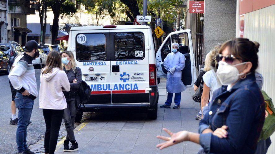 Coronavirus: otra vez récord de casos y muertes en el país