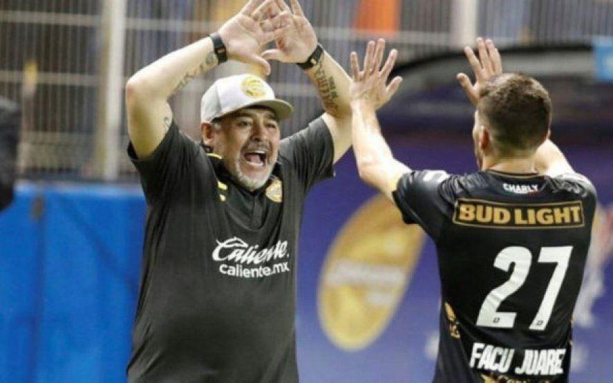 ¿A qué jugador de la Superliga se lleva Maradona para reforzar a su equipo?