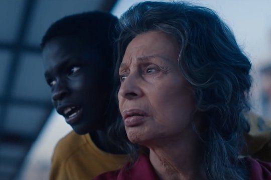 El mundo del cine celebra el regreso de Sofía Loren a las pantallas a sus 86 años
