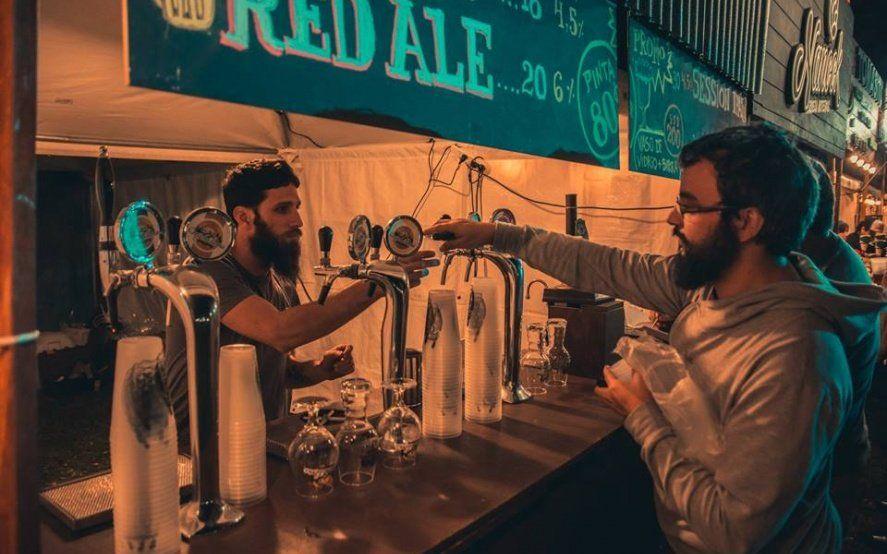 Cerveza, gastronomía y música en vivo: arranca esta noche la fiesta de San Patricio en La Plata