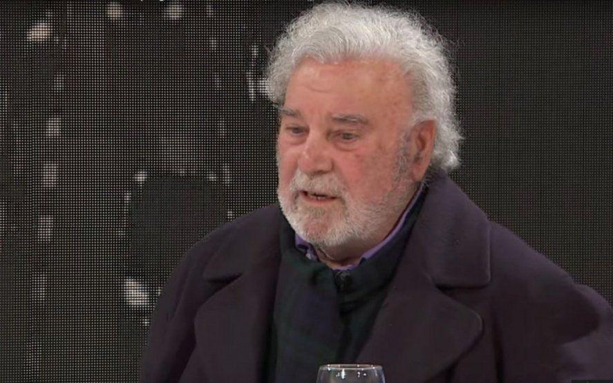 """Rodolfo Ranni reflexiona sobre la Argentina de hoy y dice: """"Vivimos como en una posguerra"""""""
