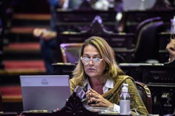 Marcela Campagnoli es la cuarta en la lista de Diego Santilli, que enfrentará a Facundo Manes en las elecciones PASO 2021.