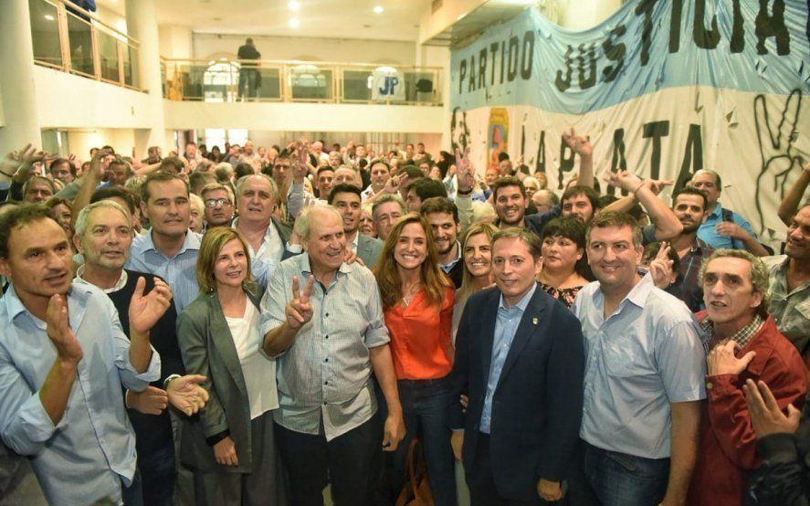 """Para Garro, la unidad del peronismo de La Plata es una """"foto rancia"""" del """"pasado"""""""
