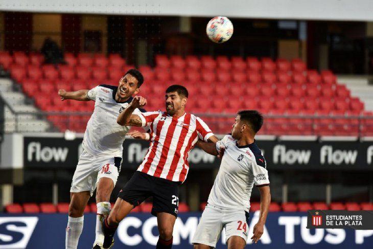 Estudiantes recibió a Independiente por los cuartos de final de la Copa de la Liga (Prensa EDLP)
