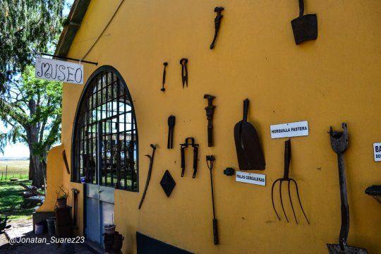 la paloma: el pueblo de 9 habitantes que recupero su escuela