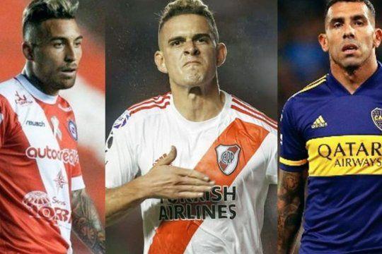 tres para un lugar: boca, river y argentinos pelean por estar en la final