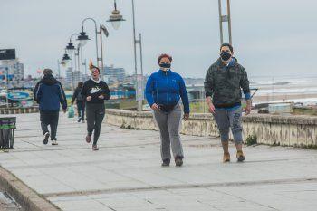 Coronavirus: Mar del Plata y Bahía Blanca, a fase 2
