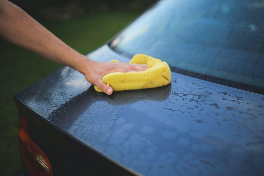 El producto de limpieza para autos no estaba registrado en Anmat