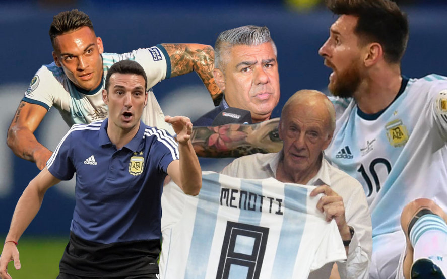 Selección Nacional: urgencias y realidades que expuso la derrota en Brasil