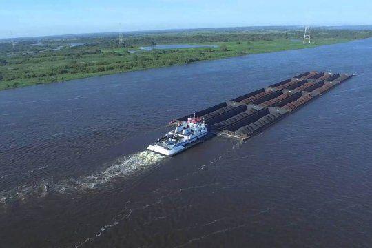 El Canal Magdalena permitirá un mejor acceso a la Hidrovía Paraná Paraguay. Así lo destacó Eduardo De Pedro.