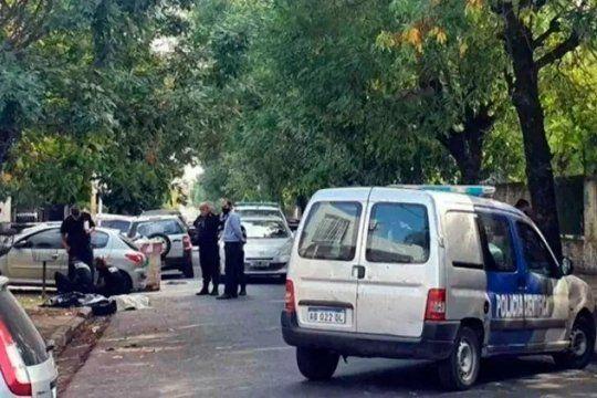 El violento caso fue en Aconcagua y Arana, en el barrio Don Bosco