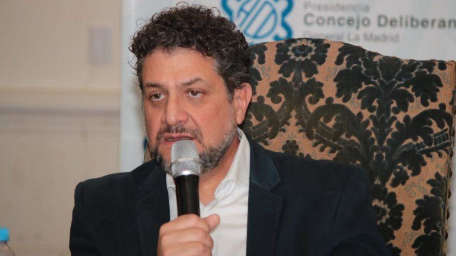 Luis Arias dijo que la elección le dejó un sabor agridulce