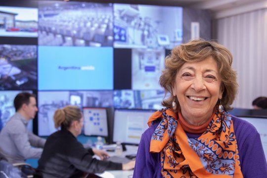 Mabel Bianco preside la Fundación para Estudio e Investigación de la Mujer (Foto: Gobierno Nacional)
