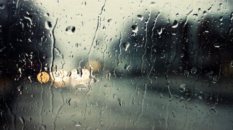 Hay alerta meteorológico nivel amarillo por lluvias en la Provincia.