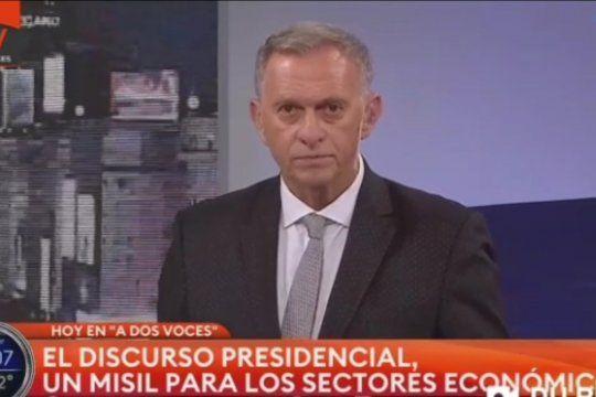 Marcelo Bonelli y la paradoja de si Cristina Fernández sigue los lineamientos del Presidente que a su vez sigue los de ella