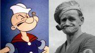 Los 92 años de la creación del personaje de Popeye inspirado en alguien real, Rocky Fiegel