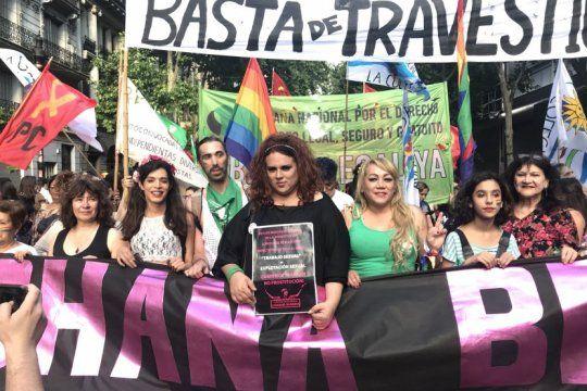 el 60% de trans y travestis detenidas en carceles bonaerenses y federales no tiene condena