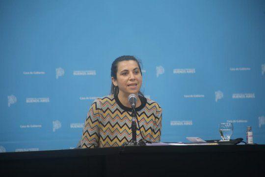 La subsecretaria de Salud Mental, Julieta Calmels, mano a mano con INFOCIELO.