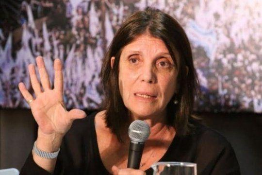 Teresa García: el resultado de las PASO es reversible