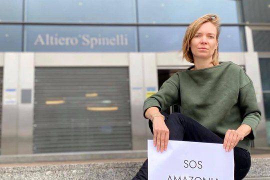 Anna Cavazzini, diputada de Los Verdes