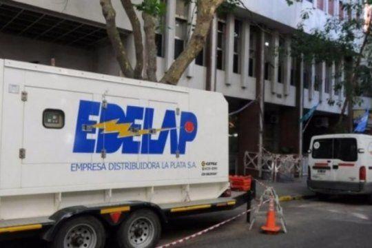 edelap informo que habra cortes de servicio en zonas de la plata por tareas de mantenimiento